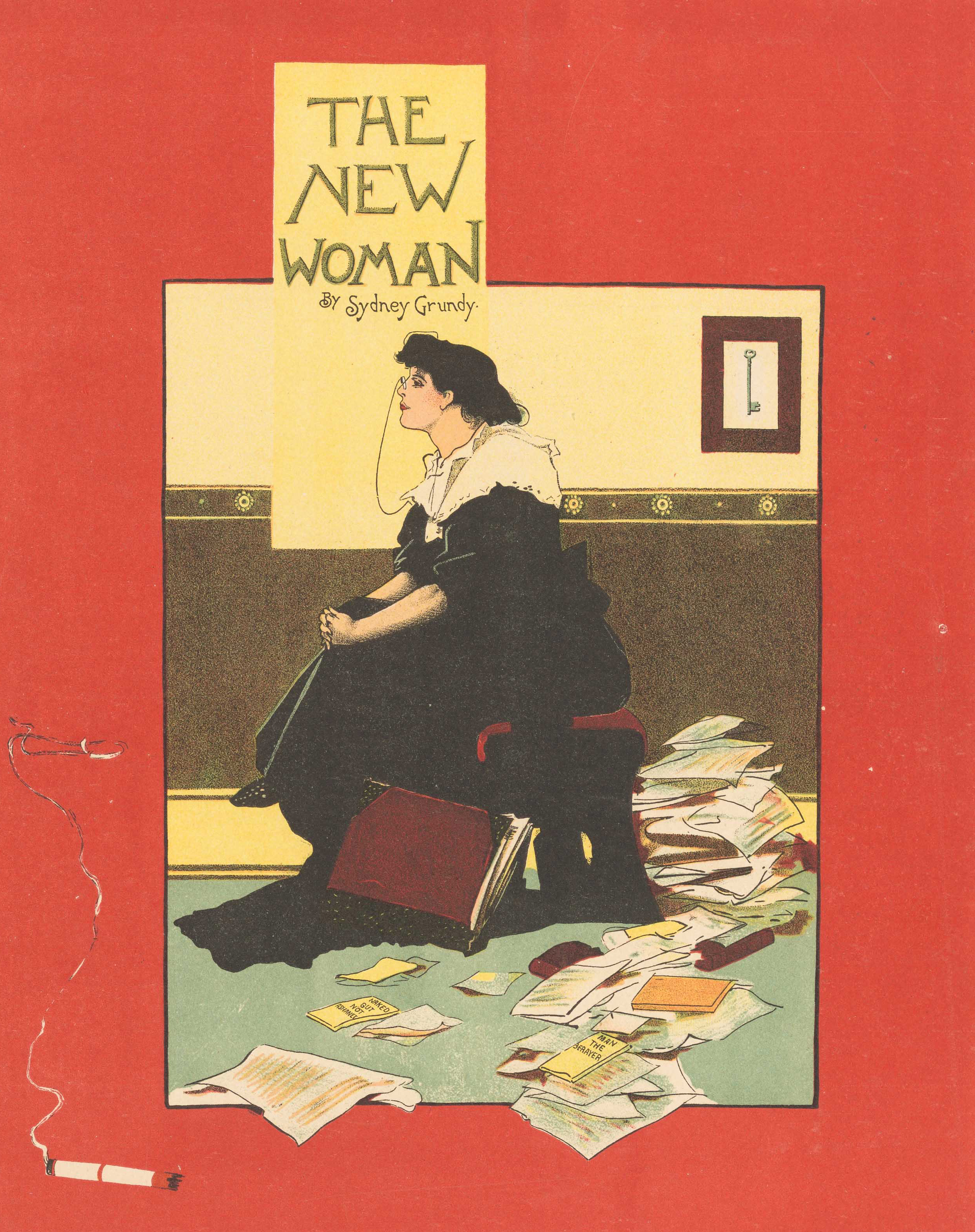 The New Woman, © Schlesinger Library on the History of Women in America